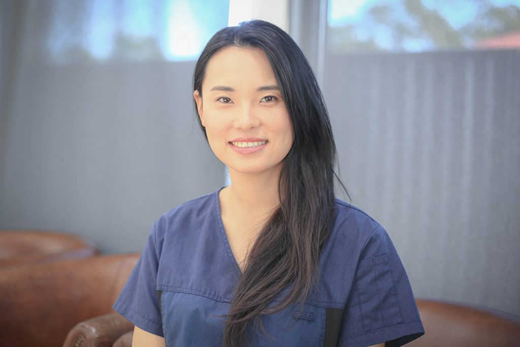 Dr Jessica Li Dentist In Castle Hill