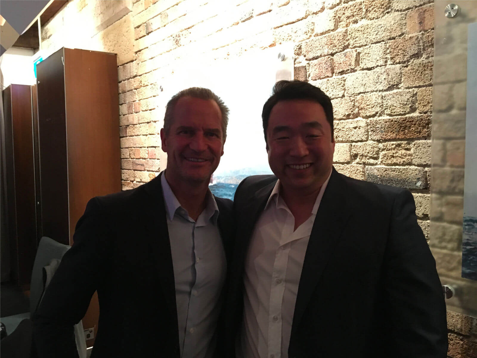 Mr Marco Gadola Current CEO of Straumann Implant system in Hills Dental Care