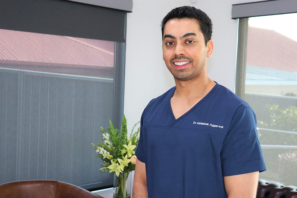 Dr Abhishek Aggarwal Dentist In Castle Hill