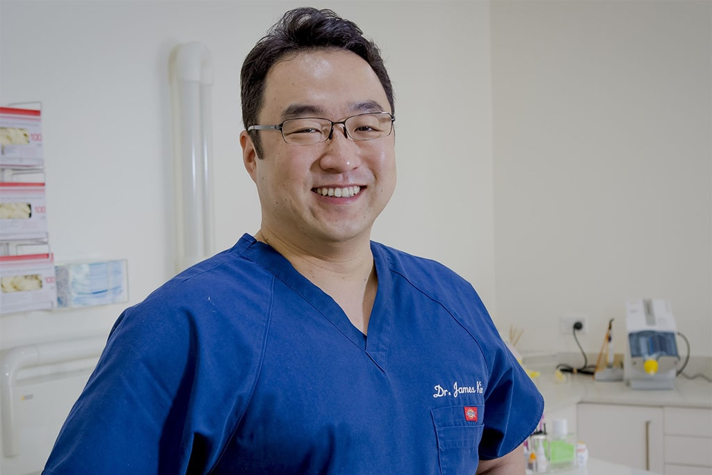 Dr James Kim